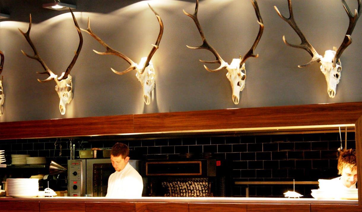Mortons Kitchen Restaurant In Solihull West Midlands Meet