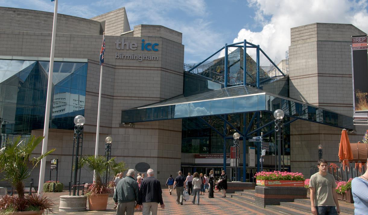 Attending - Meet Birmingham