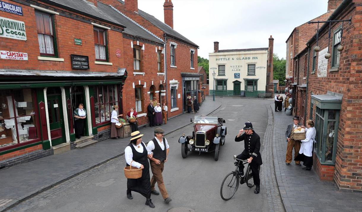 Black Country Living Museum - Heritage / Visitor Centre in Dudley