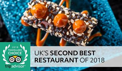 Birmingham is home to UK's second best restaurant