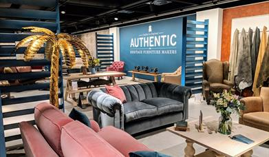 Authentic Furniture now open at the Mailbox