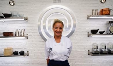 Masterchef: The Professionals - Re-Match winner  Claire Hutchings to join  female chef brigade at one-off Simpsons dinner