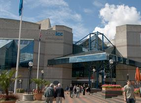 Thumbnail for The International Convention Centre