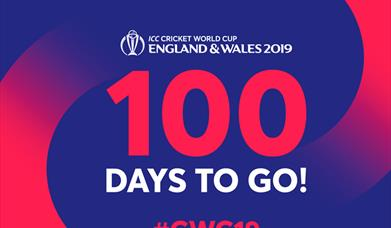 Celebrations take place to mark 100 days to go until ICC Cricket World Cup 2019