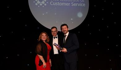 NEC makes it a win at 2019 UK Customer Satisfaction Awards