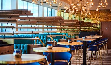 Multi-million pound new rooftop bar and restaurant opens at Resorts World