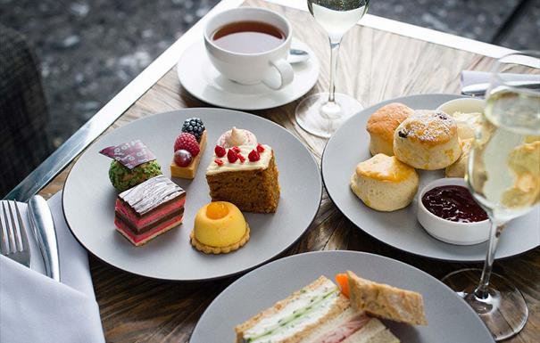 The Belfry Afternoon Tea