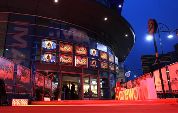 Cineworld Birmingham Broad Street