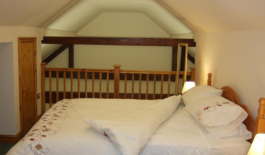 Donative Holiday Cottages bedroom
