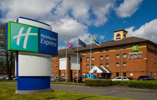 Holiday Inn Express Birmingham Oldbury M5, Junct 2