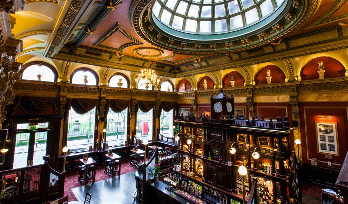 The Old Joint Stock
