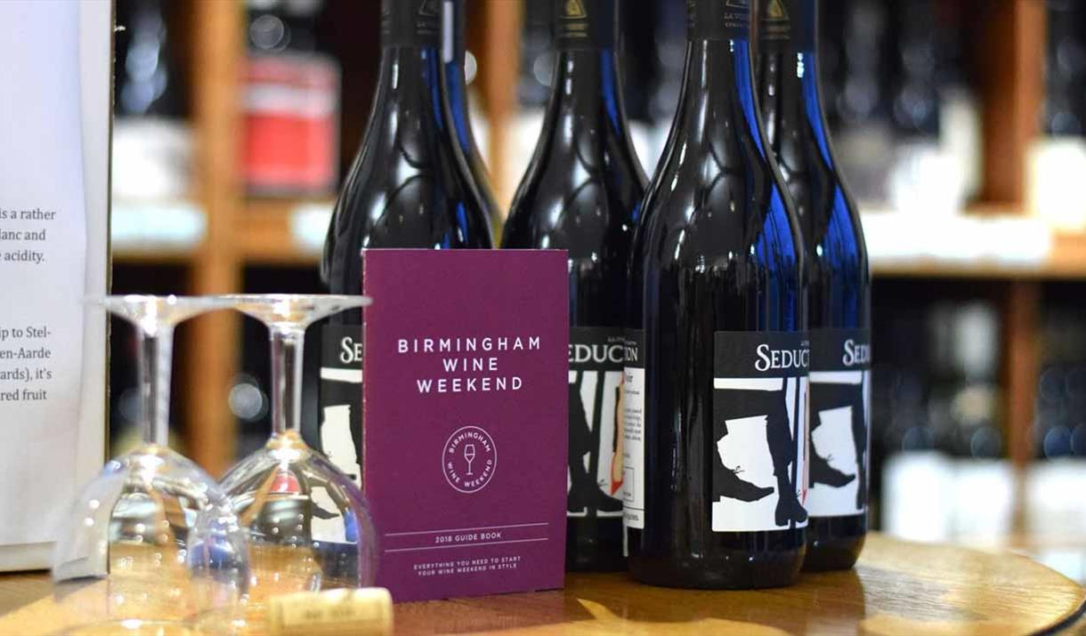 Birmingham Wine Weekend