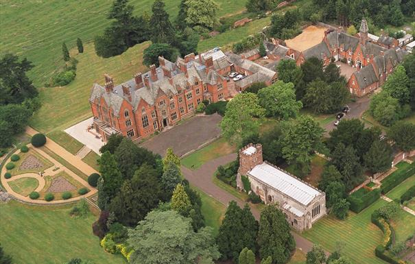 Wroxall Abbey Estates