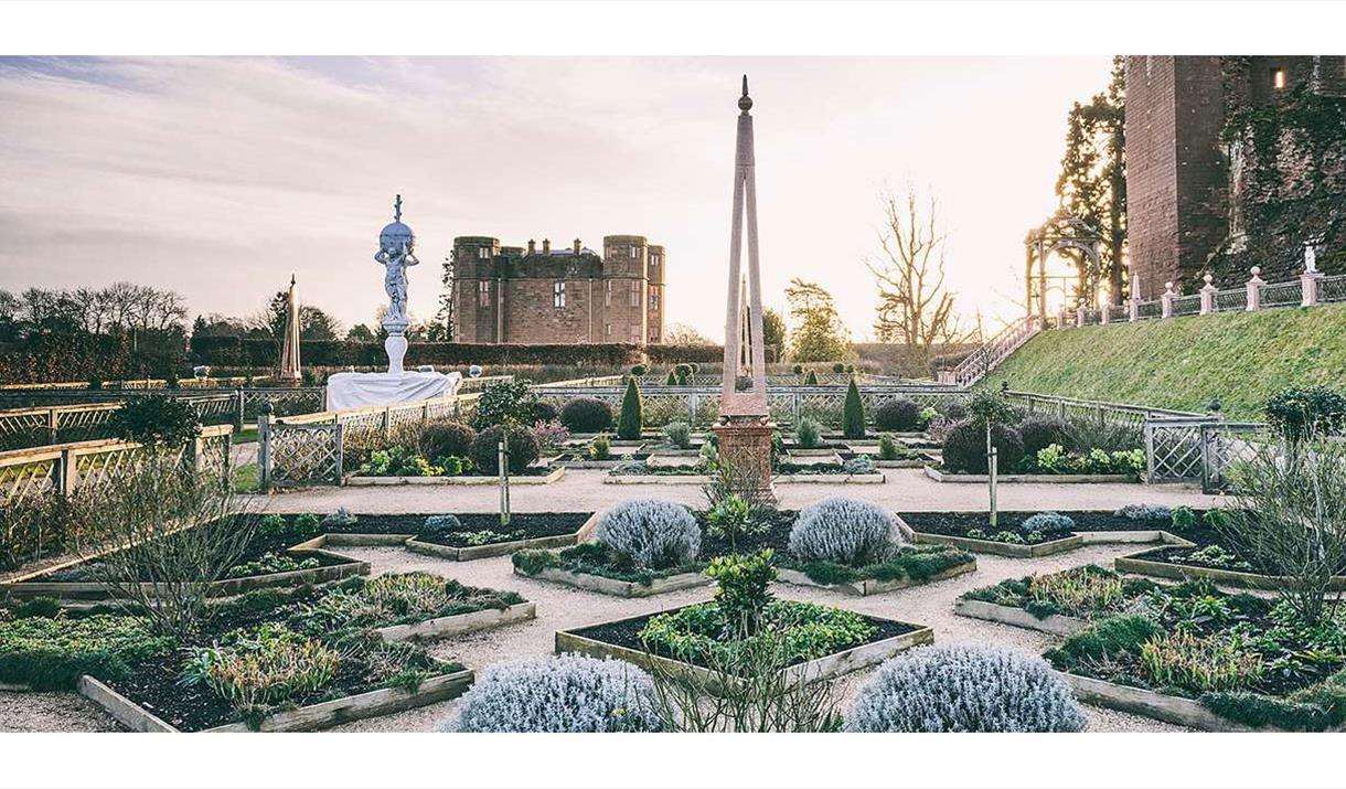 Kenilworth Castle & Elizabethan Garden (English Heritage)